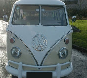 VW Campervan Hire in Cardiff